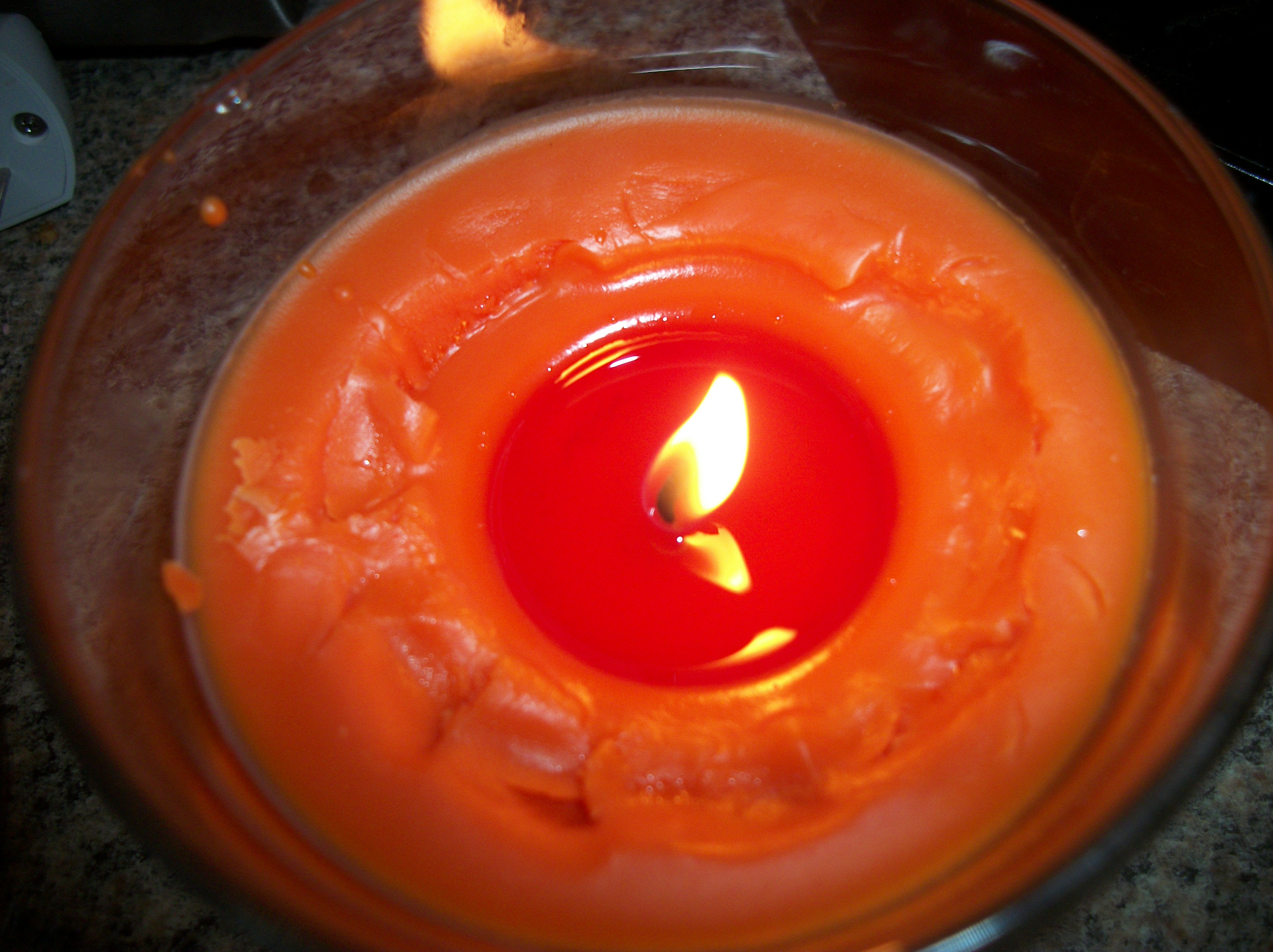How to fix a tunneling candle - YankeeCandleSisters