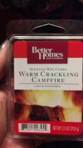 Warm Crackling Fire