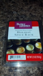 Holiday Spice Rack