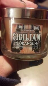 Sicilian Orange BBW