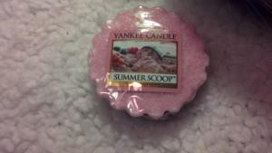 summer scoop