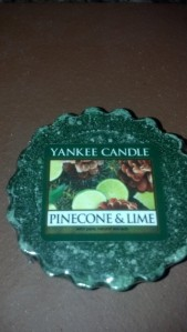 Pinecone and Lime