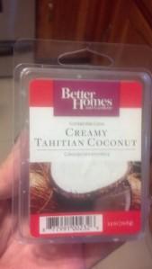 Creamy Tahitan Coconut