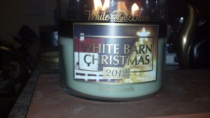White Barn Christmas