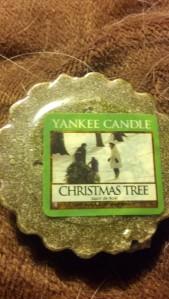 Christmas Tree Tart