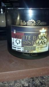 White Barn Christmas