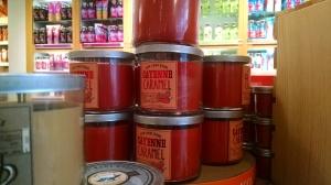 Cayenne Caramel