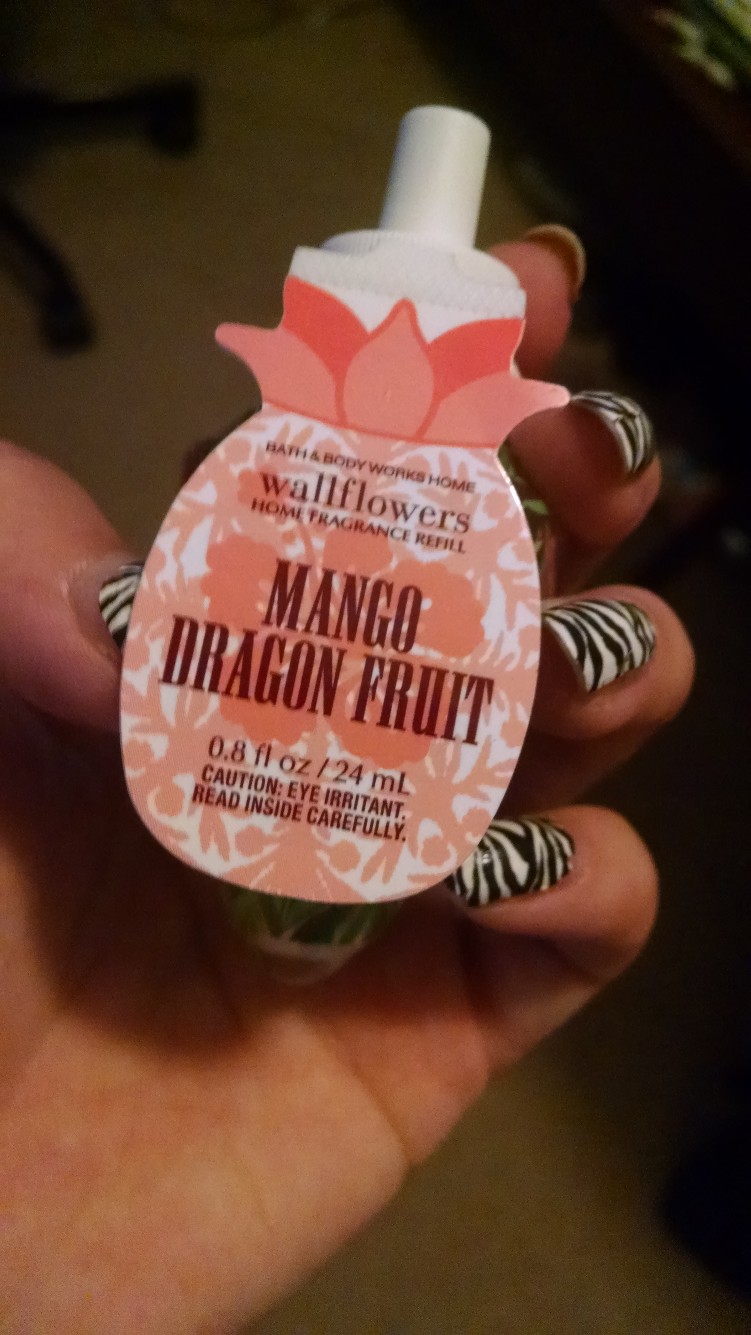 Mango Dragon Fruit
