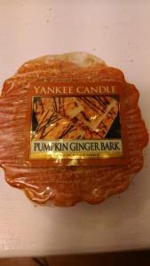 Pumpkin Ginger Bark
