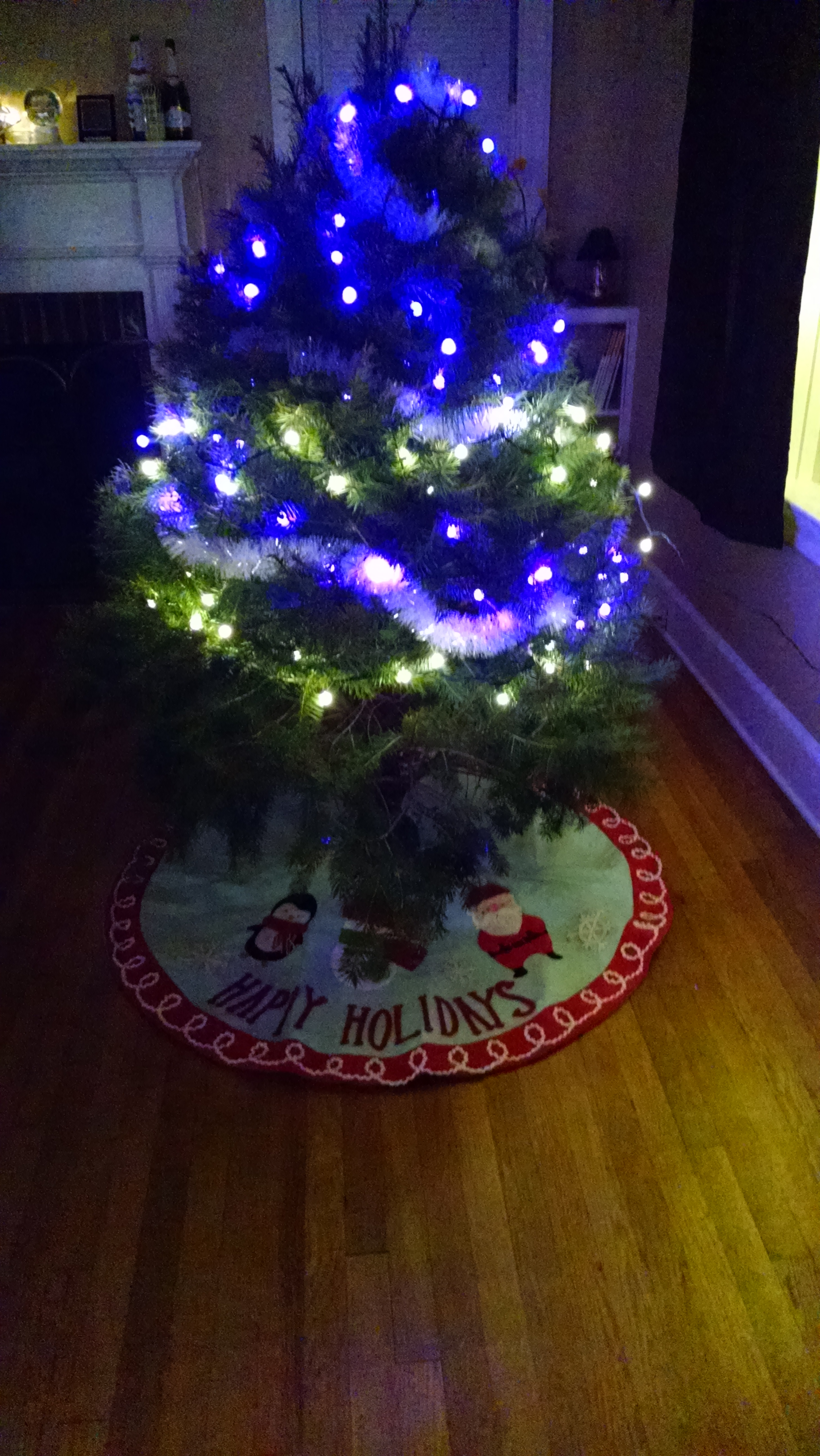 Final Thoughts Of Sweet Potatoe Pie And My Christmas Tree on Christmas Tree5