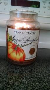 spiced pumpkin