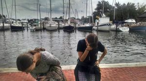 #sisters in St. Michaels, Maryland